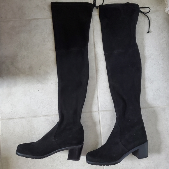 Elevated Over The Knee Boots Nwob